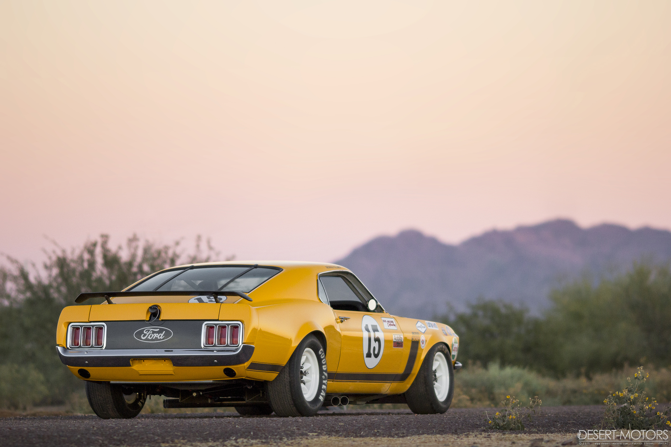 1970 ford mustang boss 302 kar kraft trans am desert motors this success however led to the ford motor companys support with kar kraft supplying mustang boss 302s for the 19691971 seasons sciox Gallery
