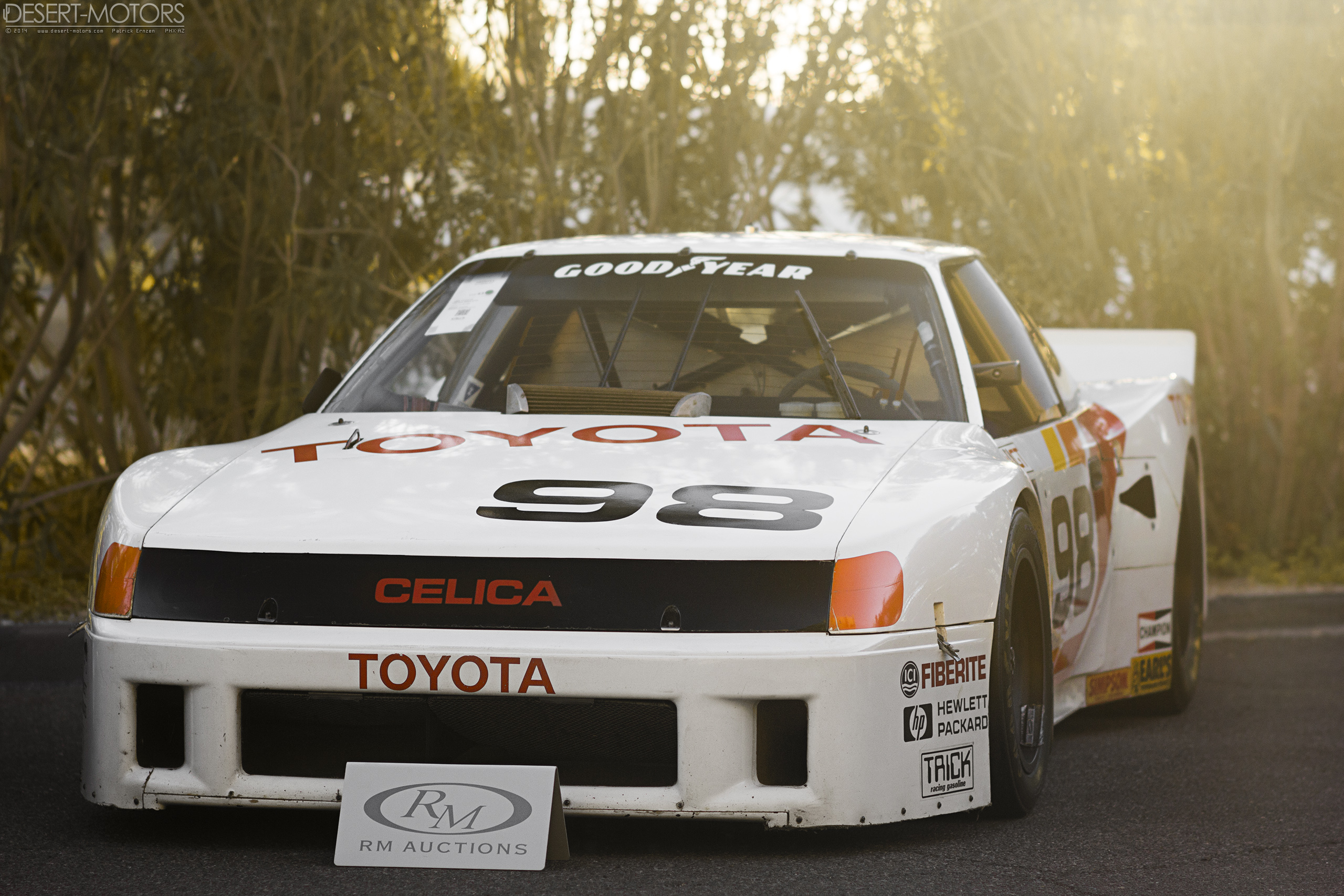 At Rm Earlier Today Badass 39 86 Toyota Celica Imsa Gto