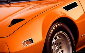Lamborghini Jarama GTS Wallpaper