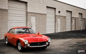 Ferrari 250 GT Lusso Wallpaper
