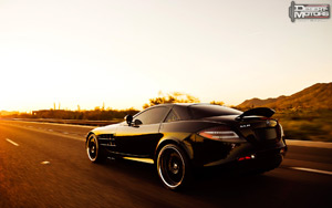 Mercedes-Benz SLR McLaren Wallpaper
