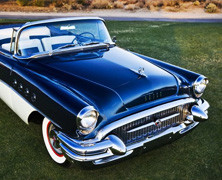 1955 Buick Super Convertible