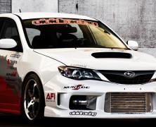 Vivid Racing Subaru WRX