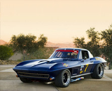 1967 Chevrolet Corvette 427ci-435HP Tri-power Coupe, Pickett Race Car