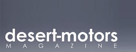 Presenting: Desert-Motors Magazine