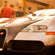 Cars and Coffee, November 2011
