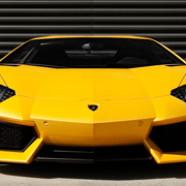 One Bull, 700 Horses – Lamborghini Aventador