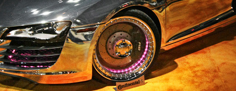 SEMA Show 2011 – Photography by Vince Estep