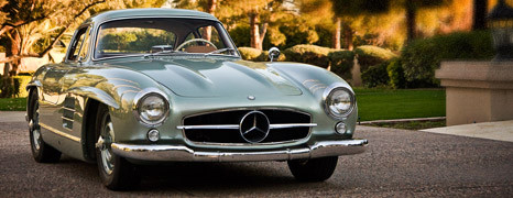 1955 300SL Gullwing Coupe