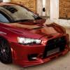 Vivid Racing Mitsubishi Evo X