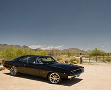 Heatstroke – 1968 Dodge Charger
