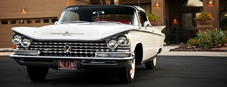 '59 Buick LeSabre Convertible