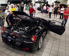 Ferrari F12 & 458 Challenge Tech Session