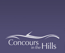 Inaugural Concours in the Hills