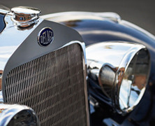 1936 Delage D6-70 Milord Cabriolet by Figoni et Falaschi