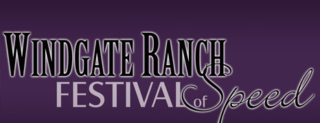 Upcoming: Windgate Ranch Festival of Speed 2014