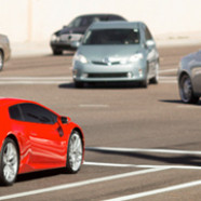 More Lamborghinis at Cars and Coffee