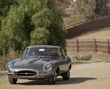 1964 Jaguar E-Type Series 1 Fixed Head Coupe