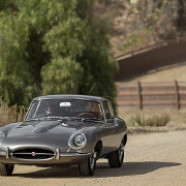 1964 Jaguar E-Type Series 1 Fixed Head Coupe