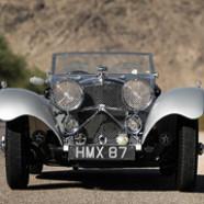 1938 SS 100 Jaguar 3½-Litre Roadster