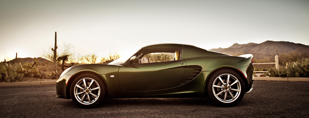 2005 Lotus Elise   Desert-Motors.com