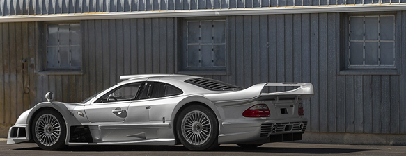 Race-Bred Rarity: RM Sotheby's Offers Mercedes-Benz AMG CLK GTR in Monterey