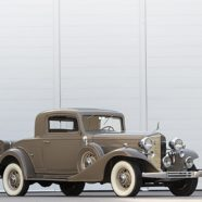 1933 Cadillac Model 370A V-12 Coupe